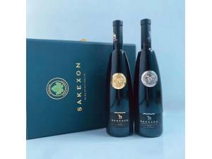撒克逊金羊头干红葡萄酒 撒克逊系列 年会用酒