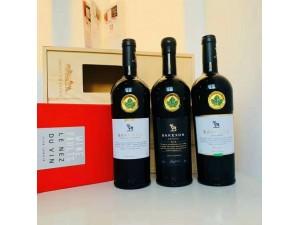 撒克庄园干红葡萄酒 南澳  年份2018