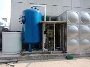 南京宾馆锅炉用水设备,软化水设备