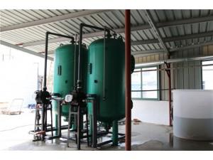 宿迁石化热力锅炉用水设备,软化水设备