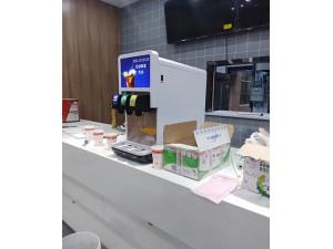 嘉兴披萨可乐机标配零售 汉堡店可乐机供应 可乐糖浆批发零售