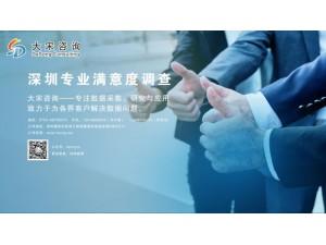 深圳商场满意度调查公司