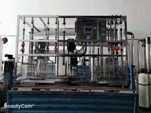 苏州水处理设备表面处理电镀用水设备,超纯水设备