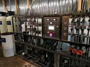泰州表面处理电镀用水设备,超纯水设备