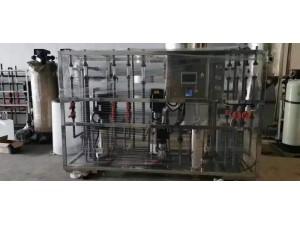 高邮表面处理电镀用水设备,超纯水设备