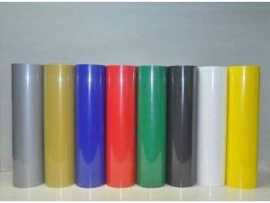 创时防水拉链TPU胶膜 防水拉链胶膜 彩色防水拉链胶膜