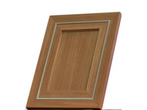 实木包覆门板和模压吸塑的区别-航美无漆实木包覆门板好在哪里