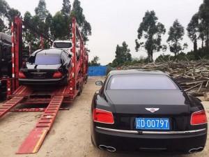 广州至北京专业小轿车托运服务