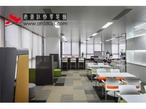 合肥写字楼办公室装修设计之新潮型装修风格 品味的升华