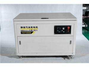 50KW工厂用汽油静音发电机厂家价格