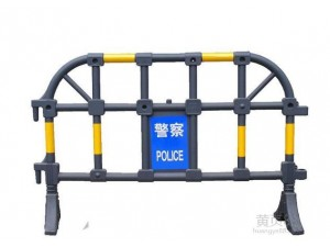 供应深圳塑料护栏厂家 南山塑料铁马厂家 宝安道路隔离栏