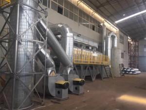 催化燃烧废气处理RTO RCO大型废气净化设备公司智捷环保