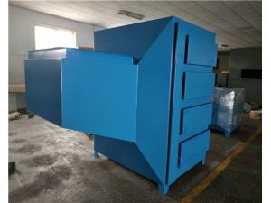 漆雾过滤设备 废气处理进化 环保设备东莞总部