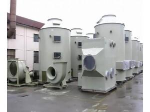 环保设备 pp废气处理设备 pp废气处理塔 智捷环保厂家定制
