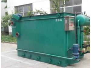 工业污水处理 高效溶气气浮系统 环保废水处理设备定制