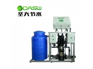 施肥设备 节水灌溉设备 圣大节水 水肥一体化系统