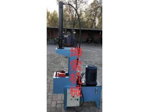 钢丝绳插套机-油缸-插针-插绳机厂家