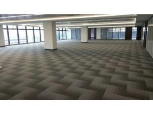 羊毛地毯定做会议室地毯定做办公地毯销售安装