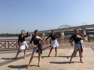 成人拉丁舞舞步训练
