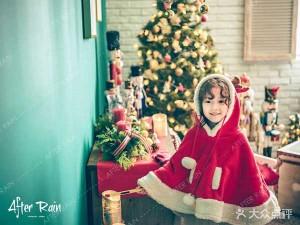 上海Rainbow Baby儿童摄影璀璨圣诞