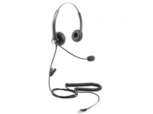 T12RJ 双耳头戴式电话耳机