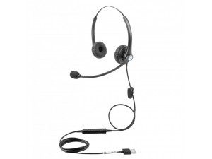 A26USB 双耳话务耳机