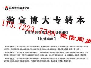 报考江苏五年制专转本南京金陵科技学院,有合作的培训辅导班吗?