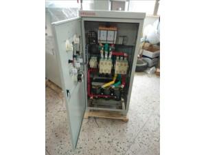 90千瓦破碎机起动柜 自耦降压控制柜