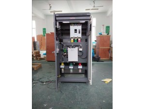 定做软起动控制柜75kW 220千瓦发电机软启动