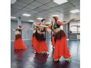 西安未央区成年人民族舞培训班