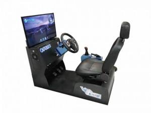 学车之星驾驶模拟机 驾吧项目 零经验 投资3-5W