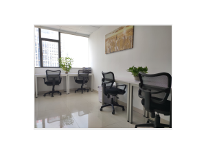 精装小型服务式办公室,适合1-6人创业,仅剩2间