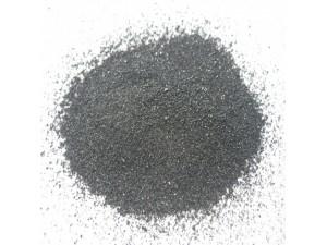 喷砂除锈铬矿砂管道抛光高硬度铬砂金刚砂 零件表面去毛刺铬矿砂