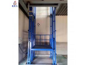 生产定做货梯升降机液压升降台货物提升机厂房货梯