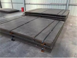 碳化铬钢板  复合耐磨板 堆焊耐磨板  向上金品满足你所需