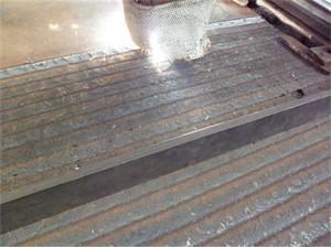 堆焊耐磨板 耐磨板规格尺寸 3+3耐磨板
