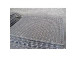 双金属复层耐磨钢板 3+3耐磨钢板  高分子耐磨板