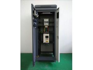 400千瓦软起动控制柜 磨粉机软启动30kW