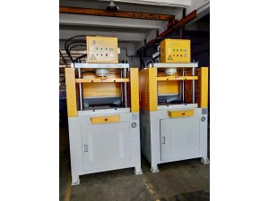 压铸件切边机,铝压铸制品四柱油压冲边机