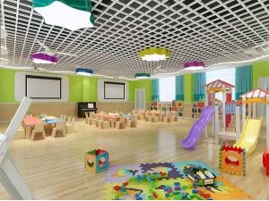 合肥幼儿园装修设计,创意借鉴,材料参考