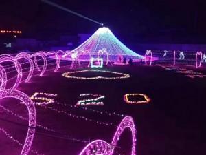 灯光节艺术展览,灯光主题,灯光展设计策划,河南志束文化传播公