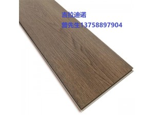 仿木纹石塑地板 外贸出口环保地板 SPC锁扣地板