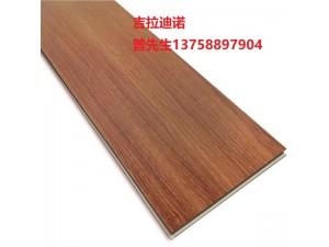 商场门市装修地板 仿木纹SPC锁扣地板 PVC环保地板