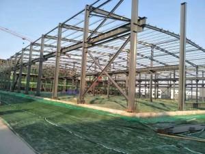 3850平单层钢结构厂房出售 双证齐全 50年大产权