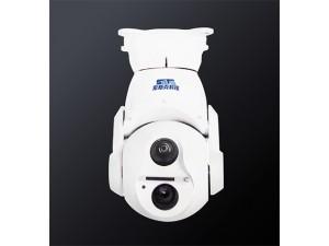 HDG小型红外激光球型夜视系统