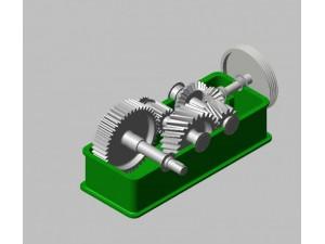 海盐SolidWorks三维建模产品设计