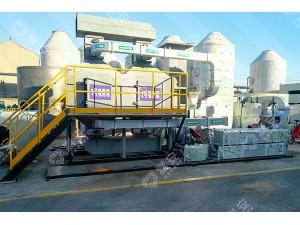 工业有机废气治理设备-rto设备