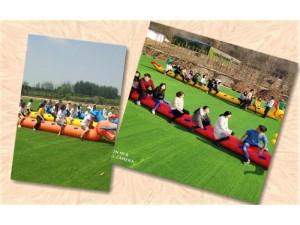 武汉竞争激烈的光谷公司团建出游给员工组织一次拓展培训