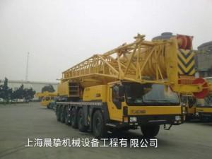 上海浦东新区吊车出租-机器设备吊装搬运