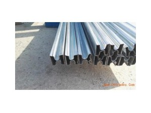 单面凹槽管- 6+6玻璃凹槽管厂家、 凹槽管厂家供应